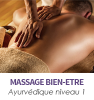 Massage ayurvédique niveau 1